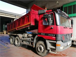 MERCEDES-BENZ ACTROS 3343  used