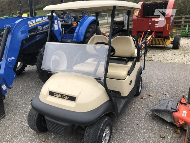 Club Car Precedent Electric Golf Carts For Sale 28 Listings Needturfequipment Com
