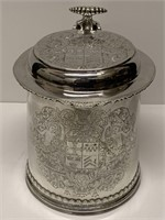 Important Silver Tankard. Bartholomew Le Roux