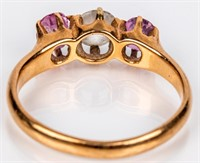 Jewelry 14kt Yellow Gold Cocktail Ring