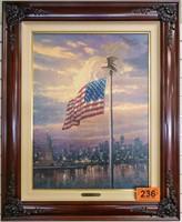 """Art Kinkade """"The Light of Freedom"""" R/E Ed."""