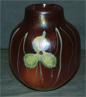 Robert Held Art Glass Vases. Lot of Three.