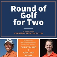 Round of Golf for Two at Karsten Creek