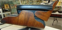 Herman Miller. Eames Chair and Ottoman.