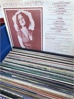 Large Numbers of Sorted Records