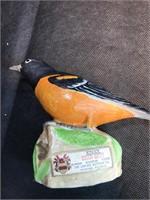 Vintage Jon Sol Whiskey Bird Decanter