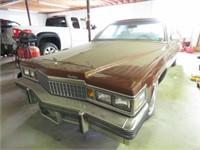 Cadillac Deville 1978
