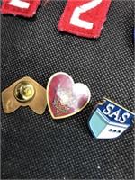 Boy Scout Pins