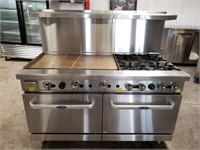 Short Notice Restaurant Equipment and More Auction