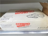 Corning ware, Canada Dry Drinking Glasses, & More