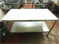Cutting board Top Table