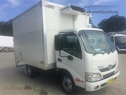 2012 Hino 300 Series 414 - Trucks for Sale