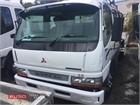 2003 Mitsubishi Canter Crane Truck
