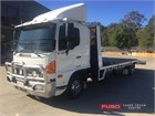 2013 Hino Ranger 6 FD Car Transporter