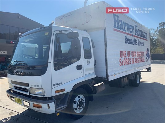 2002 Isuzu FRR 500 Taree Truck Centre - Trucks for Sale