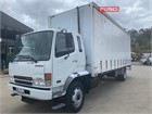 2005 Fuso Fighter 10 Tautliner / Curtainsider