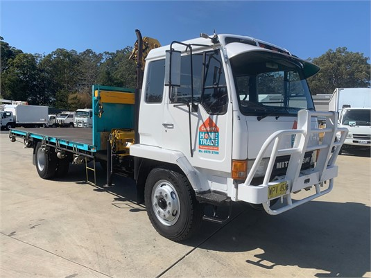 1988 Mitsubishi FK455 - Trucks for Sale
