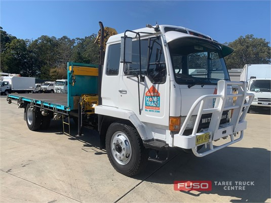 1988 Mitsubishi FK455 Taree Truck Centre - Trucks for Sale