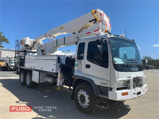 2002 Isuzu FVZ 1400 Taree Truck Centre - Trucks for Sale