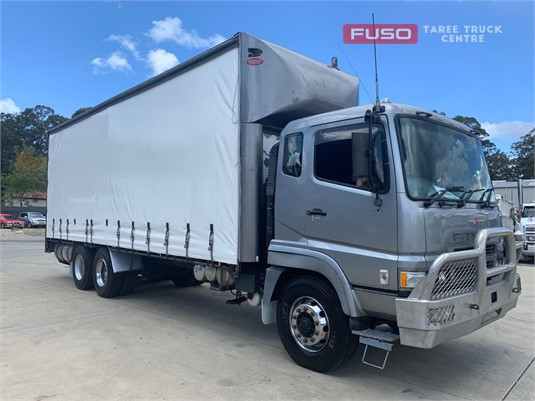 2005 Fuso FV54 Taree Truck Centre - Trucks for Sale