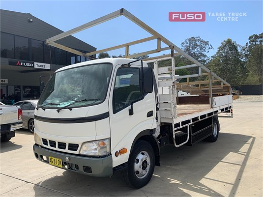 2003 Hino Dutro Taree Truck Centre - Trucks for Sale