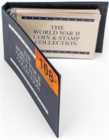 Coin World War II Coin & Stamp Collection
