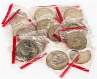 Coin (20) 1978-D Eisenhower Dollars Brilliant Unc.