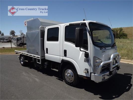 2008 Isuzu NPR300 Cross Country Trucks Pty Ltd  - Trucks for Sale