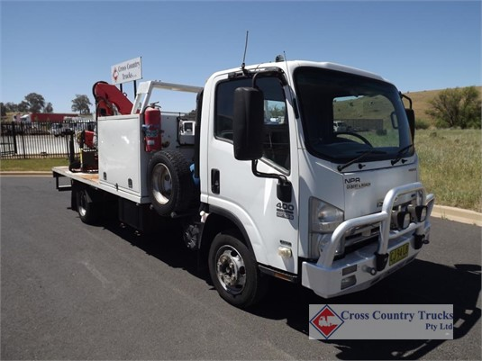 2010 Isuzu NPR Cross Country Trucks Pty Ltd - Trucks for Sale