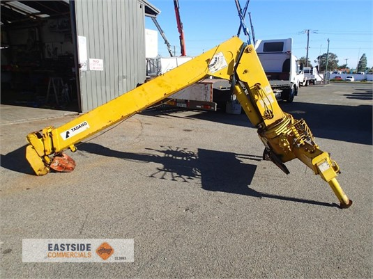 1989 Tadano ZE363HRS Stiff Boom Eastside Commercials - Cranes & Tailgates for Sale