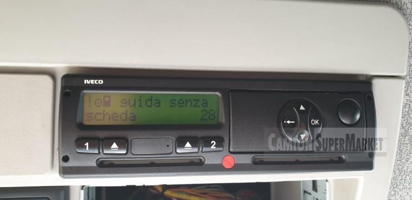 Iveco EUROCARGO 120E25 used 2012 Abruzzi