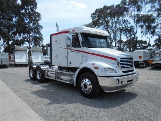 2009 Freightliner Century C(S/T)112 - Trucks for Sale