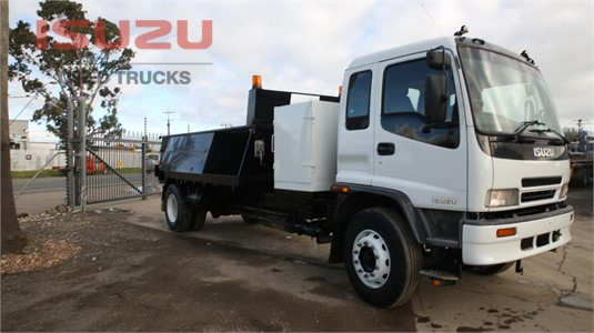 2001 Isuzu FVD 950 Used Isuzu Trucks - Trucks for Sale