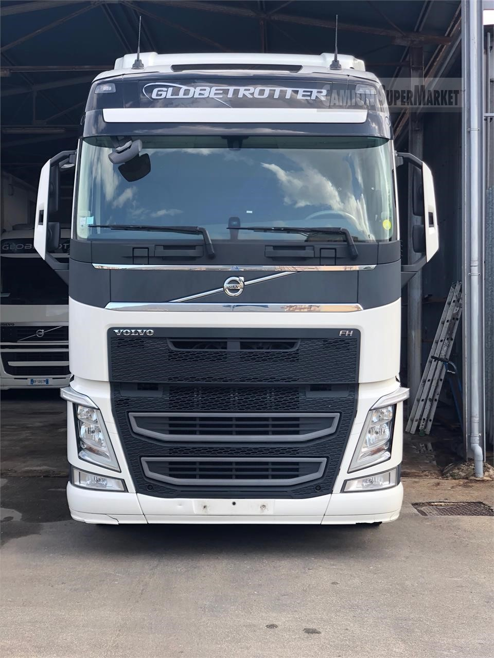 Volvo FH13.500 used 2014