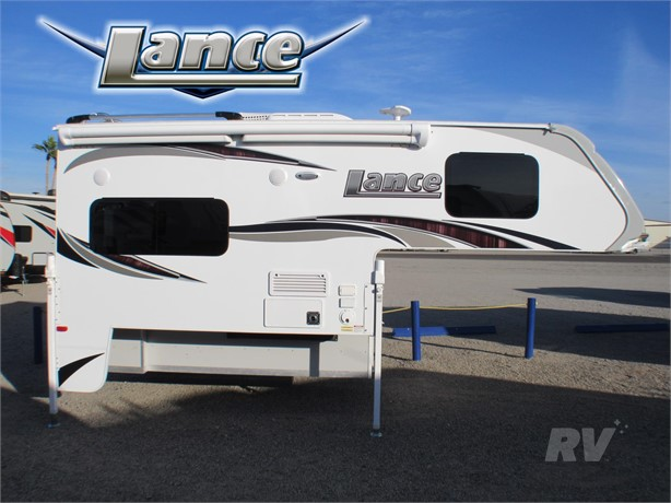Lance Truck Campers For Sale 47 Listings Rvuniverse Com