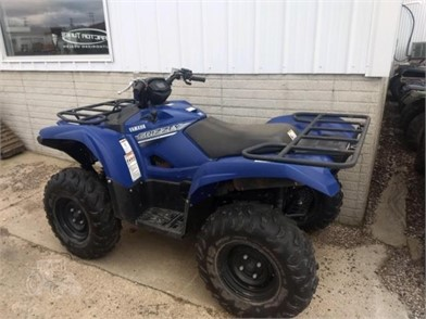 Yamaha Grizzly 450 For Sale 5 Listings Tractorhousecom