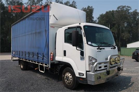 2013 Isuzu FRR 600 Long Used Isuzu Trucks - Trucks for Sale