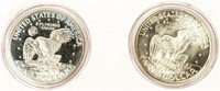 Coin Eisenhower Dollar Sets in Boxes