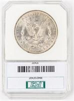 Coin 1885-O Morgan Silver Dollar PCI MS67
