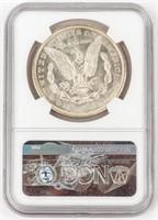 Coin 1921-D Morgan Silver Dollar NGC MS3