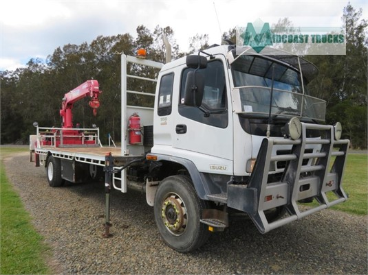 2006 Isuzu FVR 950 Midcoast Trucks - Trucks for Sale