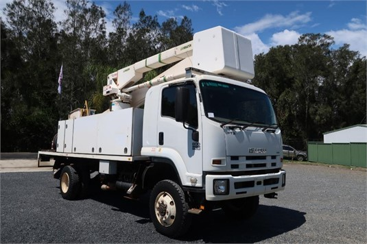 2011 Isuzu FTS 800 4x4 - Trucks for Sale