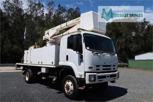 2011 Isuzu FTS 800 4x4 Midcoast Trucks - Trucks for Sale
