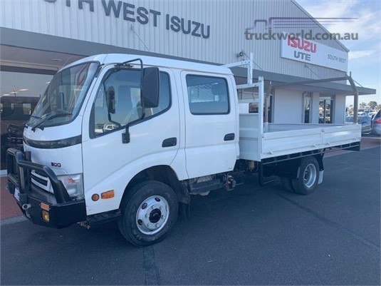 2008 Hino DUTRO 300 South West Isuzu - Trucks for Sale