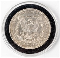 Coin 1903 Morgan Silver Dollar Almost Unc.