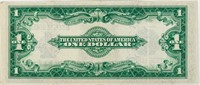 Coin 1923 United States Silver Certificate XF
