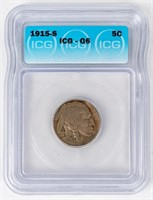 Coin 3 Certified United States Coins