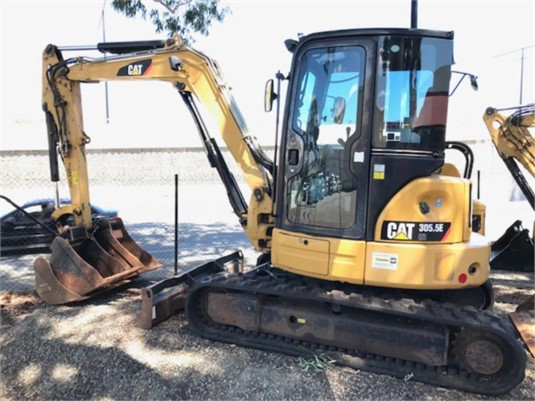 2013 Caterpillar 305.5E CR - Heavy Machinery for Sale