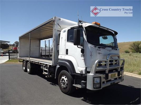 2011 Isuzu FXR 1000 Cross Country Trucks Pty Ltd - Trucks for Sale