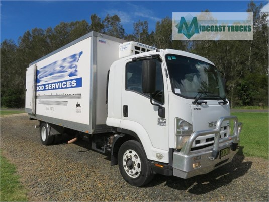 2011 Isuzu FSR850 Midcoast Trucks - Trucks for Sale